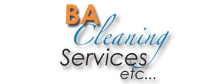ba cleaning service logo